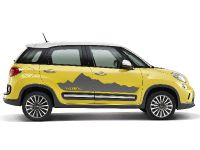 2014 Fiat 500L Trekking Mopar , 3 of 5