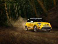 2014 Fiat 500L Trekking , 4 of 19