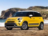 2014 Fiat 500L Trekking , 8 of 19