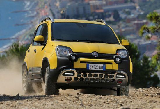 Fiat Panda Cross 4x4