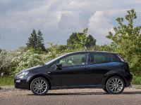 2014 FIAT Punto Jet Black 2 , 3 of 10