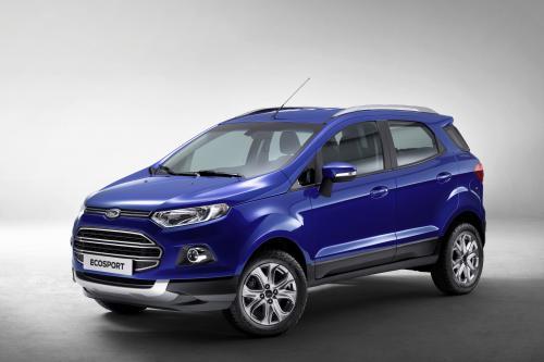 2014 Форд Экоспорт Ограниченным Тиражом - Цена