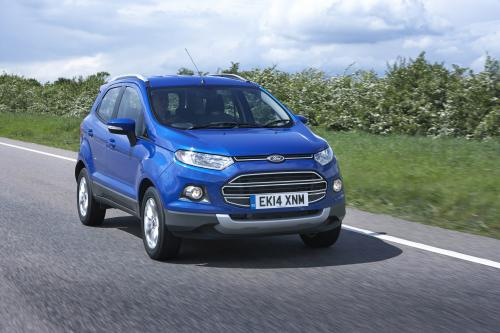 2014 Форд ecosport  - практичность, простор и гибкость