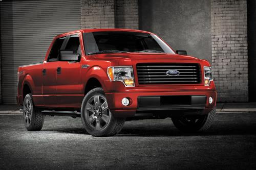 thumbs 2014 Ford F-150 STX SuperCrew, 1 of 3