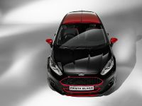 2014 Ford Fiesta Red and Black Editions, 2 of 8