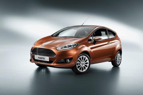 2014 Ford Fiesta Представила