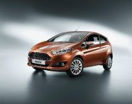 2014 Ford Fiesta , 1 of 9