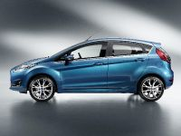 2014 Ford Fiesta , 2 of 9
