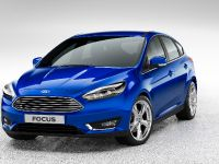 2014 Ford Focus Facelift, 2 of 12