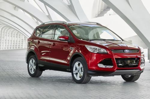 Самый мощный дизельный Форд Куга родился!