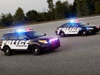 2014 Ford Police Interceptor Utility Vehicle, 1 of 2