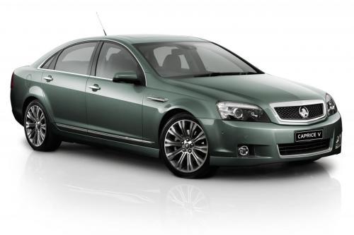 2014 Holden Caprice - Цена $54,490