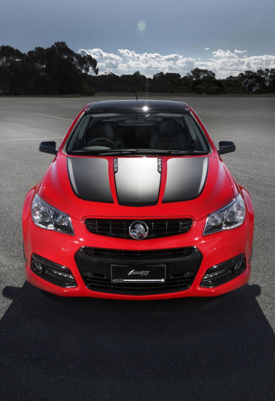 Holden Commodore Craig Lowndes SS V Special Edition