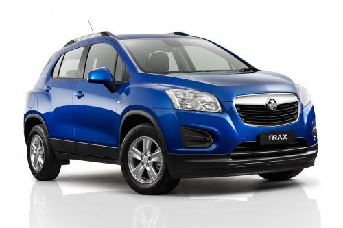 Holden Trax - Цена $23,490 AUD