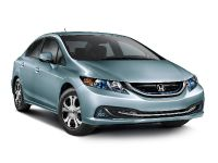 2014 Honda Civic Hybrid, 1 of 5