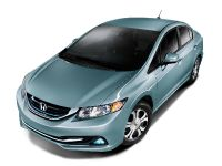 2014 Honda Civic Hybrid, 2 of 5