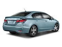 2014 Honda Civic Hybrid, 3 of 5