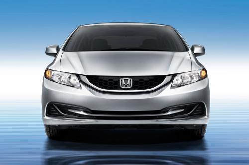 Компания Honda Запускает Два Новых Экономичных Гражданских Моделей