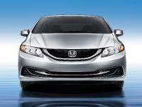 2014 Honda Civic Natural Gas, 1 of 2