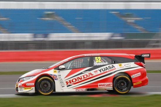 Honda Civic Tourer BTCC