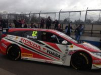 2014 Honda Civic Tourer BTCC, 2 of 9
