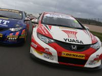 2014 Honda Civic Tourer BTCC, 3 of 9
