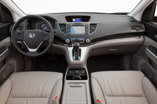 Honda CR-V EX-L AWD