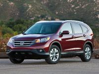 2014 Honda CR-V EX-L AWD, 2 of 9