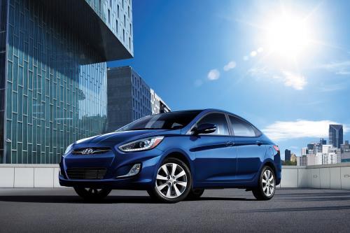 Hyundai Акцент - полная информация