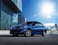 2014 Hyundai Accent, 1 of 8