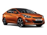 2014 Hyundai Elantra Facelift, 1 of 2