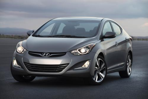 thumbs 2014 Hyundai Elantra Sport, 1 of 10