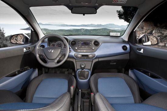 Hyundai i10 EU