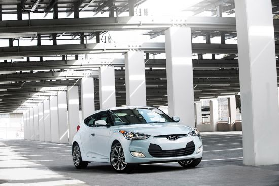 Hyundai Veloster RE-FLEX