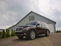 thumbnail image of 2014 Infiniti QX80 and QX50