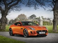 2014 Jaguar F-TYPE R Coupe, 2 of 2