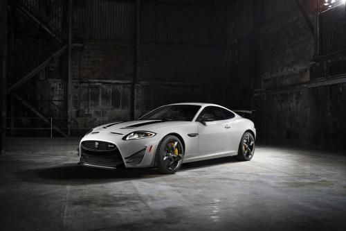 2014 Jaguar XKR-S GT [видео]