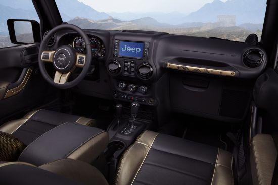 Jeep Wrangler Dragon Edition