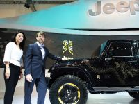 2014 Jeep Wrangler Dragon Edition, 11 of 29