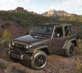 2014 Jeep Wrangler Willys Wheeler Edition, 2 of 9