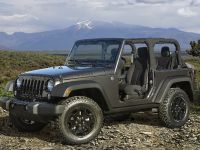 2014 Jeep Wrangler Willys Wheeler Edition, 3 of 9