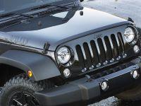 2014 Jeep Wrangler Willys Wheeler Edition, 7 of 9