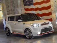 2014 Kia Soul Red Zone, 1 of 7