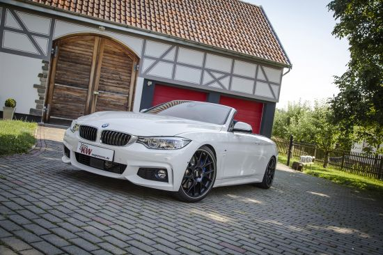 KW BMW F33 Convertible