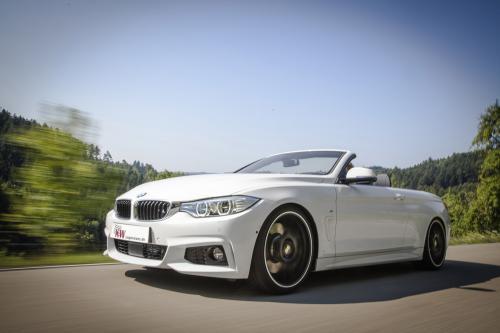 КВт Coilover комплекты для BMW 4-серии кабриолет [видео]