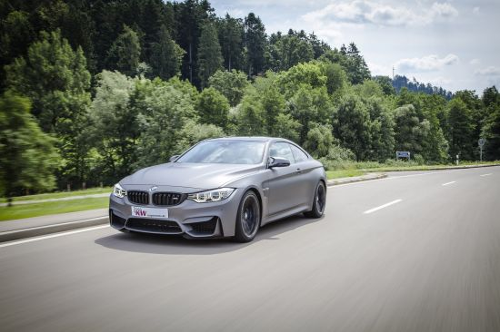 KW Clubsport BMW M4 and M3 Coilover Kits