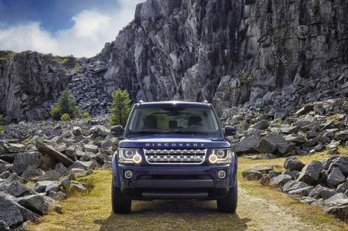 2014 Land Rover Discovery Будет Обновлен