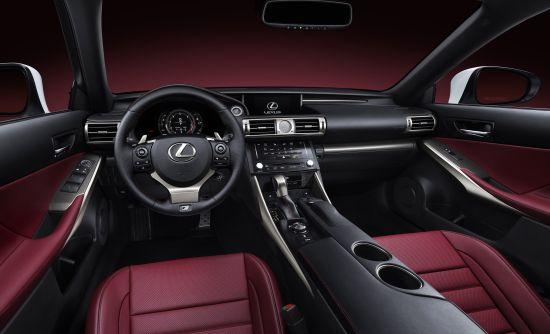 Lexus IS F Sport