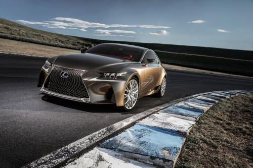 От концепции к реальности: Lexus LF-CC входит Производство