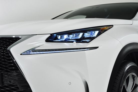 Lexus NX 300h Sports Luxury